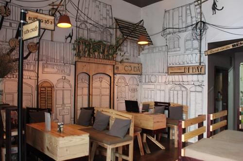 10 quán café nhỏ có décor siêu xinh ở Sài Gòn