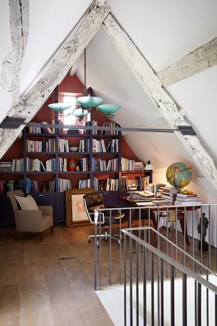 Vẻ đẹp bên trong ngôi nhà của các nhà thiết kế nội thất
