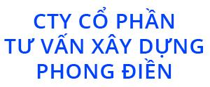 Công ty cổ phần tư vấn xd Phong Điền